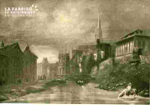 Saint Pierre et poissonnerie