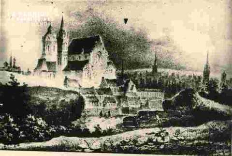 Saint Michel de Vaucelles, texte