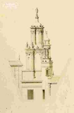 Hotel d'Escoville, lanterne