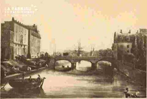 Caserne et pont de Vaucelles cf A 80