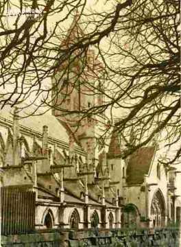 Saint Etienne le vieux  cliché Magron