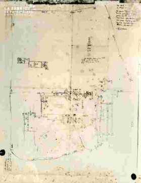 Page du Règlement de l'Abbaye de Saint Etienne