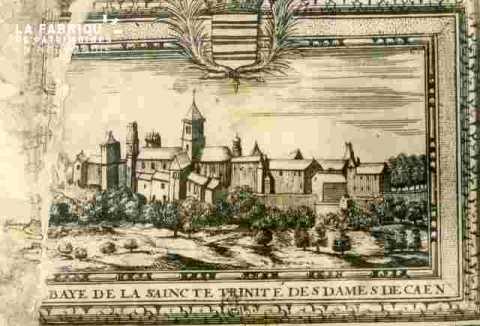 Abbaye de la saincte Trinité des dames, abimé