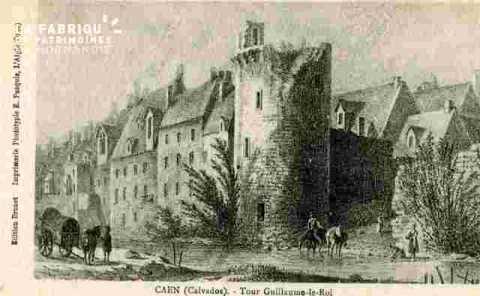 Tour  Guillaume-le-Roy