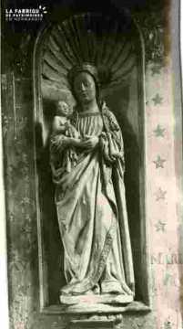 Vierge royale