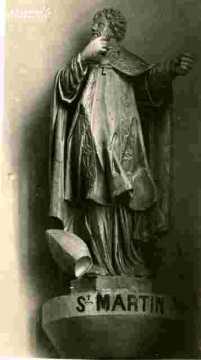 Bas-relief des évêques