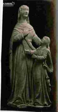 Notre Dame & enfant