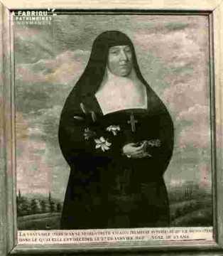 Vierge et enfant XVIII ème