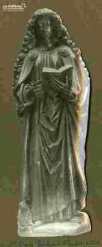 Ste Agnès, B s XVIè Flandres