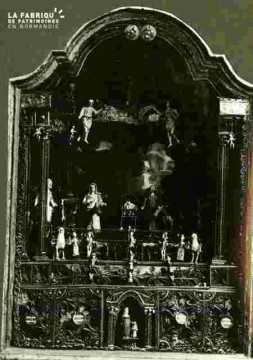 Saint Evêque par art.normand XVIè