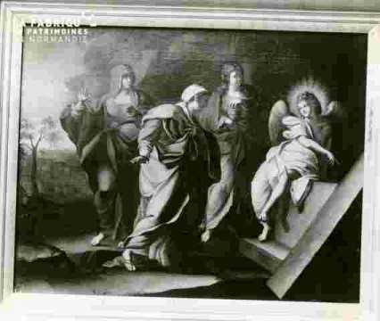 """""""""""Descente de croix""""""""Phil de Champaigne E.fr.XVIIè"""