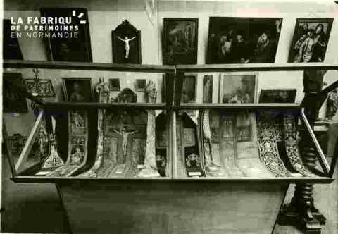 Ornements liturgiques XVIè et XVIIè