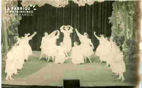 Fête des coopérateurs.Ballet