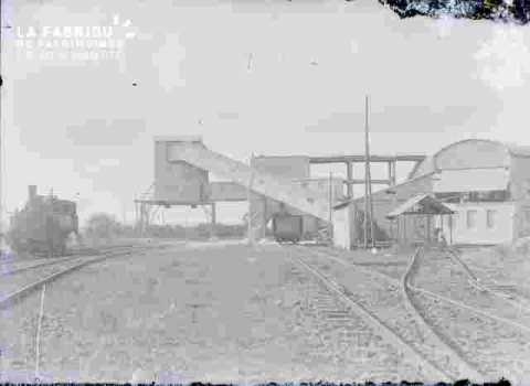 """Société """"""""la charbonnière""""""""port de Caen"""