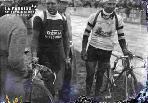 cyclisme, 3 coureurs