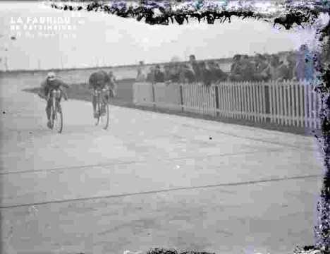 cyclisme, sprint