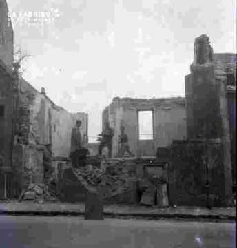 destruction maison