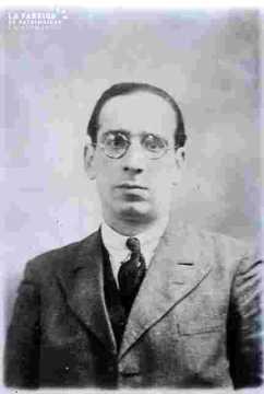 Portrait de Victor Benhaïm