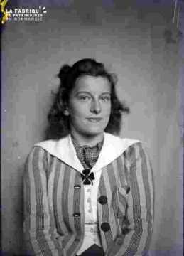 Portrait de Simone Penant
