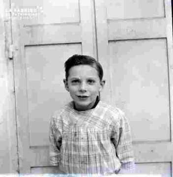 Alain Benhaïm à 7 ans