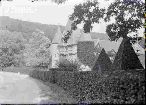 Château près de Honfleur.