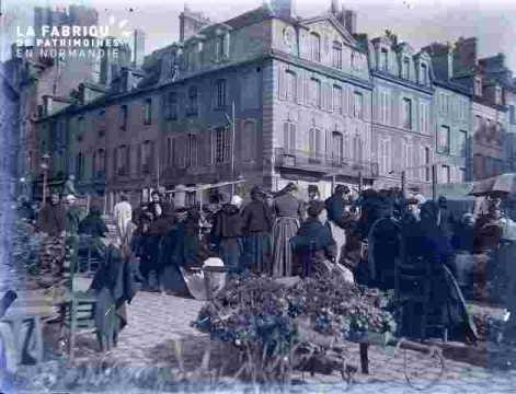 Marché Saint Sauveur  Angle r Pémagnie