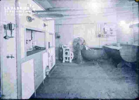 Maison des boulangers atelier