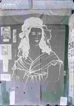 Charlotte Corday.affiche