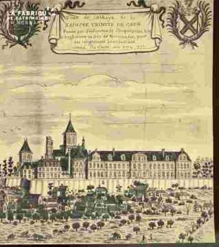 Gravure de la Sainte Trinité