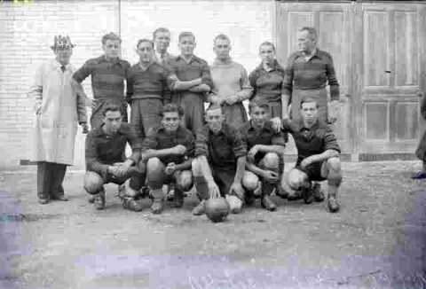 USN-SMC .Equipe de foot