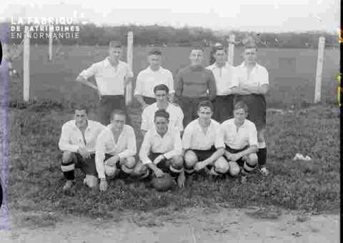 Football-Equipes non -identifiées