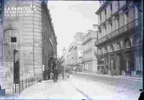 rue Saint Jean avant 1936