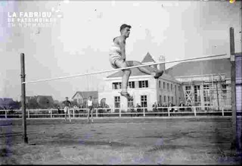 Saut en hauteur 1940