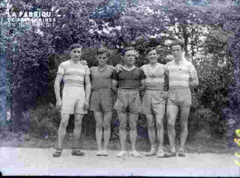 5 coureurs