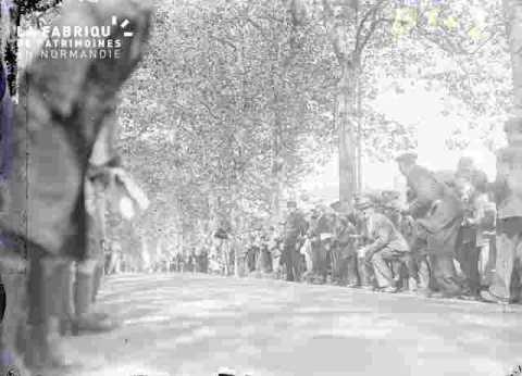 Cyclisme, en course