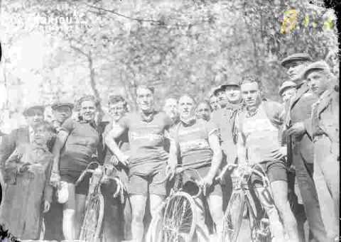 Cyclisme, repos
