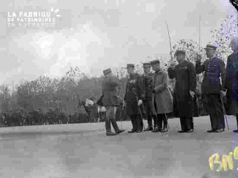 Fête de l'armisticePersonnalités