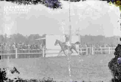 Equitation(très abimé)