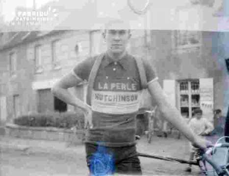 Course cycliste à Venoix
