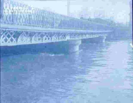 Bord de l'Orne-Pont