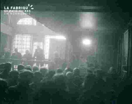 Inauguration.Salle comble