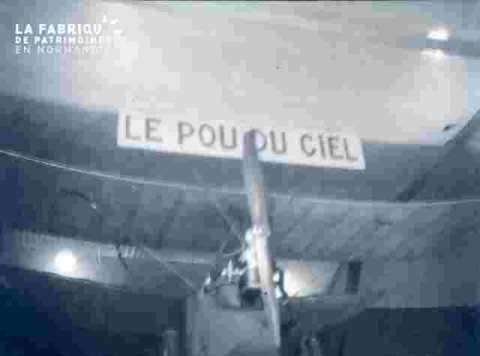 """""""""""Le pou du ciel""""""""(avion) à la Foire-Expo"""