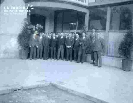 Groupe masculin