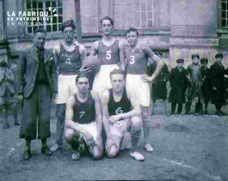 Equipe basket-ball