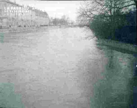 Inondation-L'Orne qui déborde
