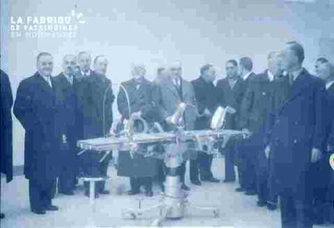 Inauguration ou cérémonie officielle