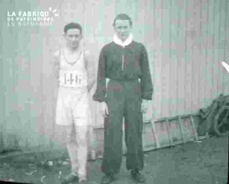 deux coureurs