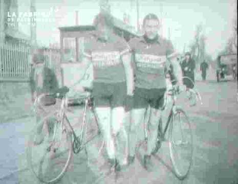 Coureurs cyclistes