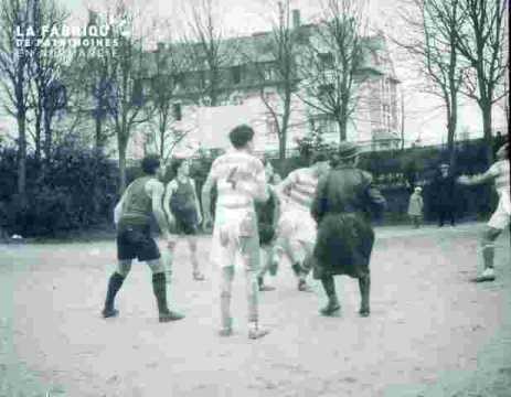 Football.remise en jeu