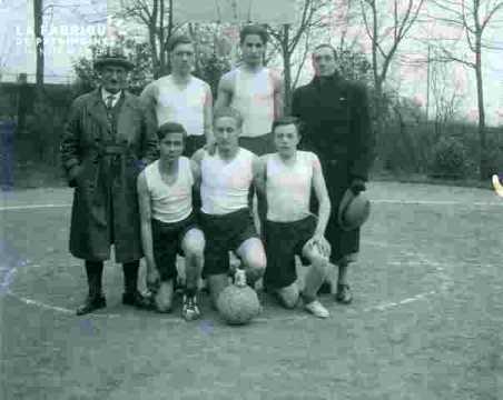 Basquet-ball équipe